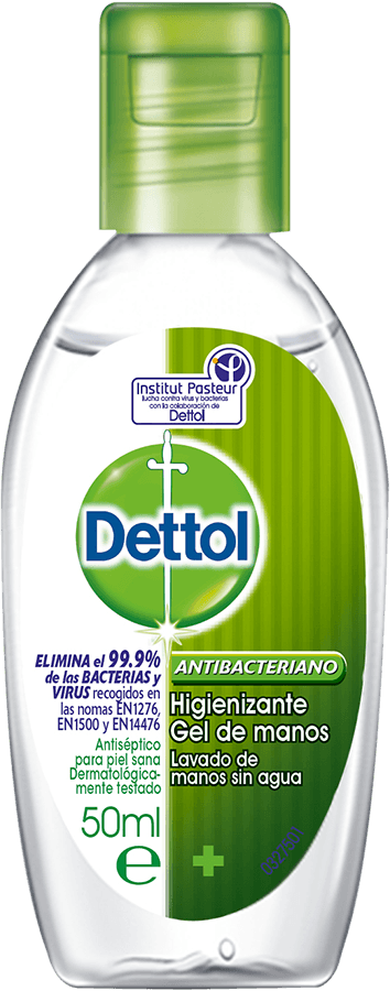 Dettol Gel Desinfectante Original